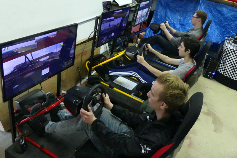 Sim Racing Event
