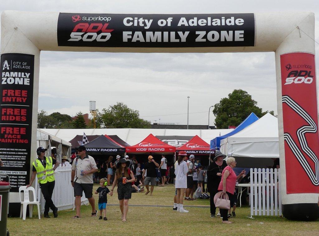 Adelaide 500 Family Zone