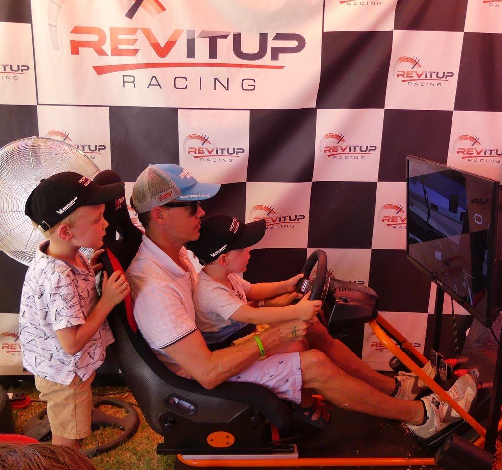 Kids Racing Simulators Adelaide`