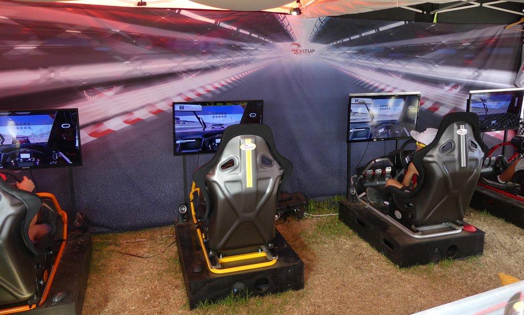 Kids Racing Simulators